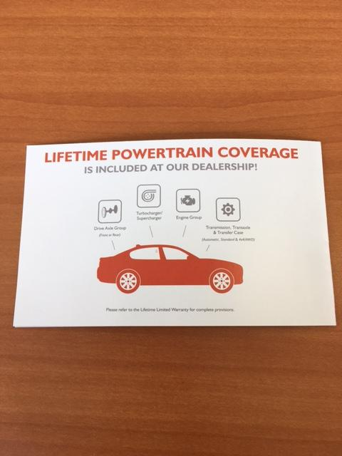 LifetimePowertrainCoverage